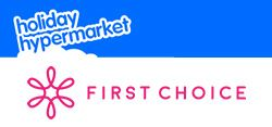 Holiday Hypermarket - First Choice Holidays - Extra £25 Volunteer & Charity Workers discount