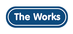 The Works  - The Works. 6% cashback
