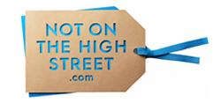 Not On The High Street Vouchers