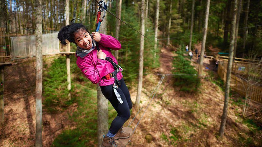 Go Ape Adventure - 10% Volunteer & Charity Workers discount