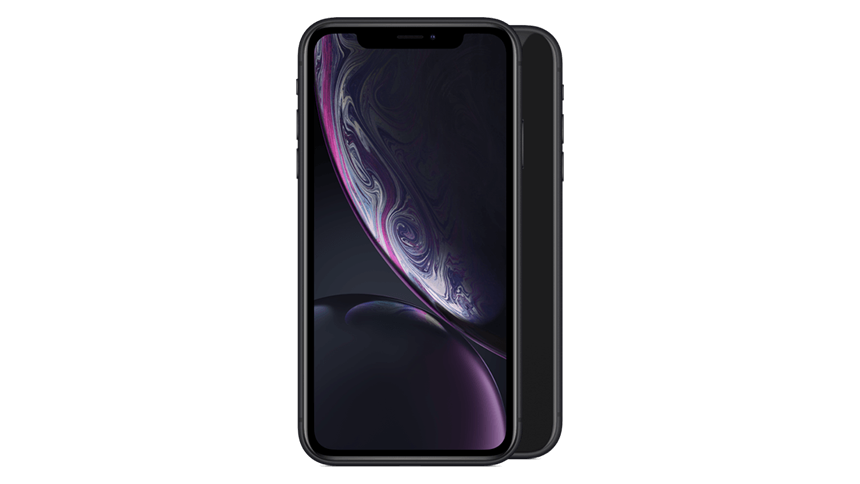 Exclusive iPhone XR - £0 upfront + £40.80 a month*