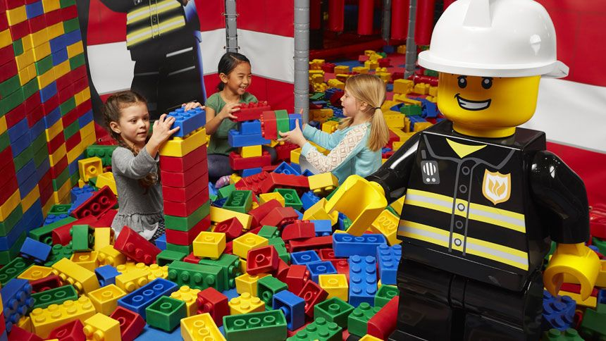 LEGOLAND Discovery Centre Birmingham - Huge savings for Volunteer & Charity Workers