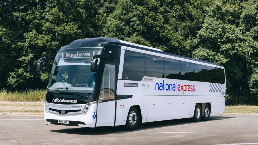 National Express - 10% extra Volunteer & Charity Workers discount