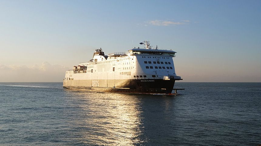 Calais & Dunkirk Ferry Crossing - Volunteer & Charity Workers save 25%