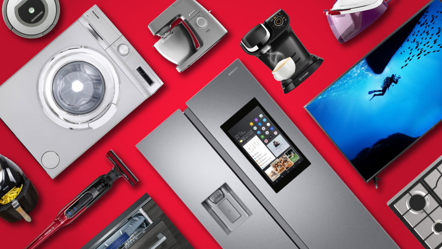 Washing Machines | Fridges & Freezers | Ovens - Save up to 50% on all appliances