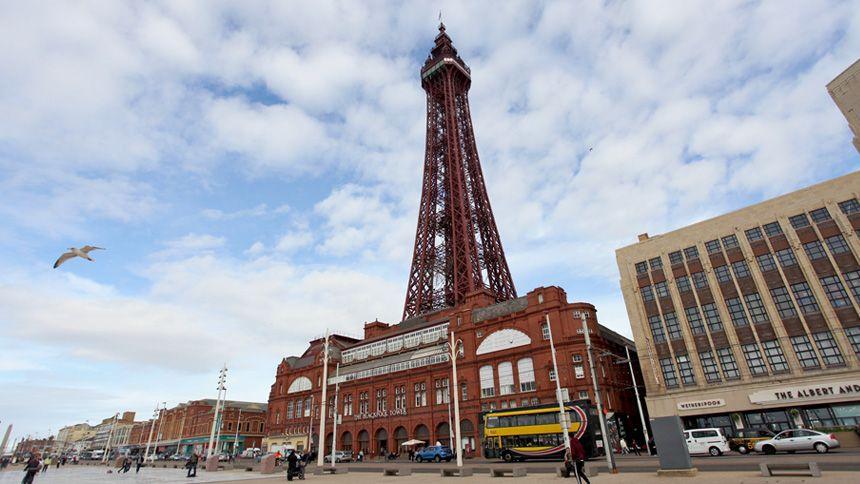 The Blackpool Tower - Huge savings for Volunteer & Charity Workers