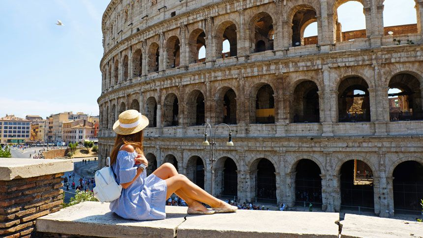 Rome Sightseeing Bus Tours - 10% Volunteer & Charity Workers discount