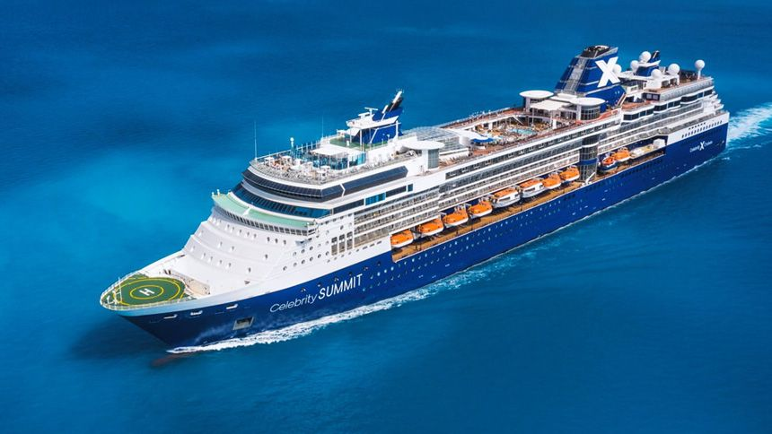 Celebrity Cruises - £50 off for Volunteer & Charity Workers