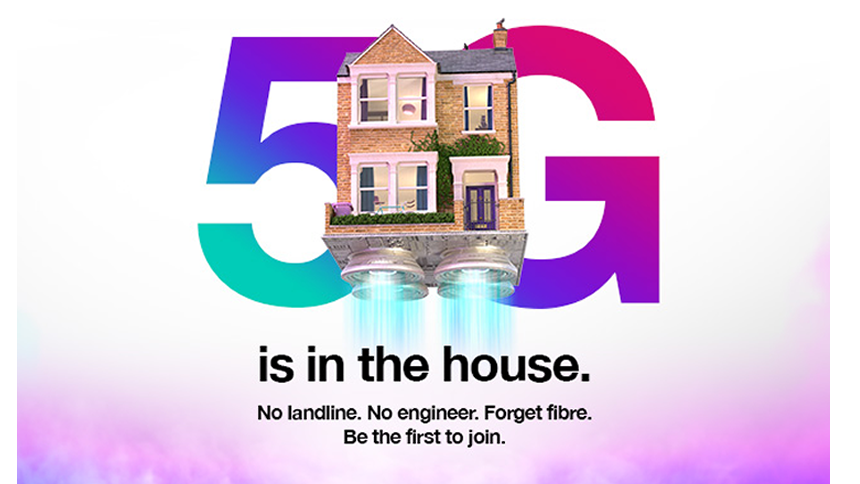 4G & 5G Home Broadband - From £22 a month