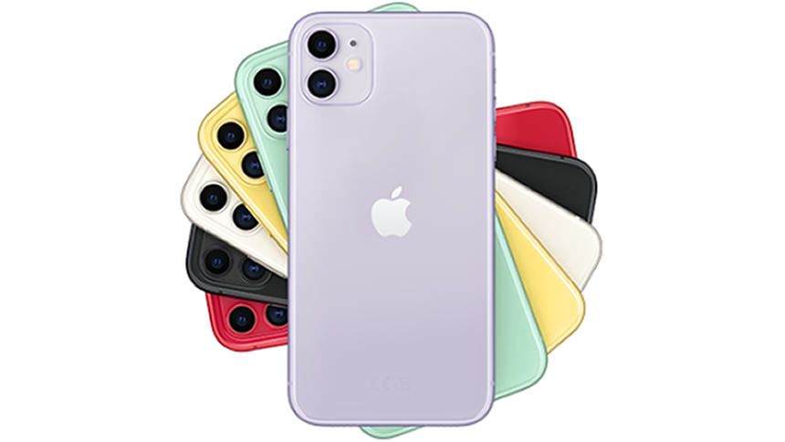 FREE iPhone 11 - £41 a month + £99 upfront cost