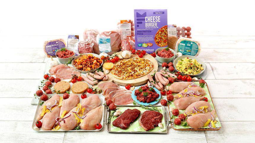 Super Lean Hamper - 35 meals for just £45