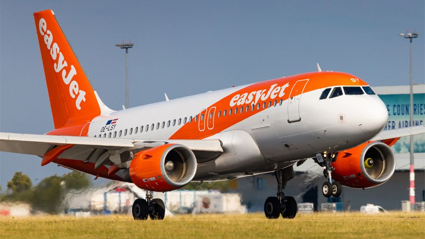 easyJet Flights - From £29.99pp