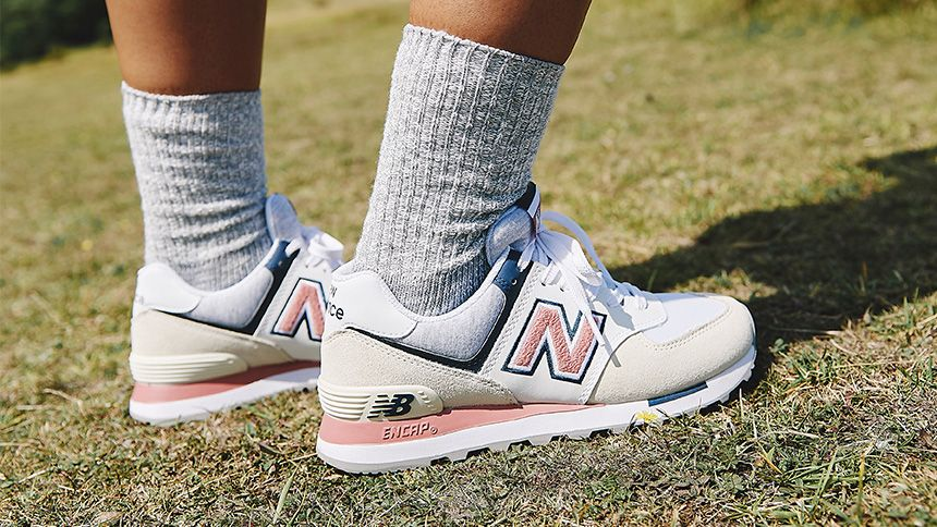 New Balance Shoes & Apparel - 20% Volunteer & Charity Workers discount
