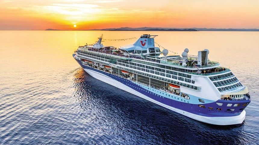 TUI Marella Cruises - Free changes on all bookings