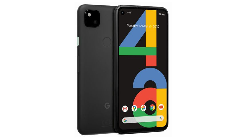 Google Store - 5% discount on the Pixel 4a