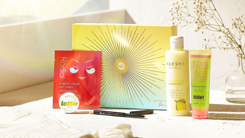 GLOSSYBOX Monthly Beauty Box Subscription - First box for £10
