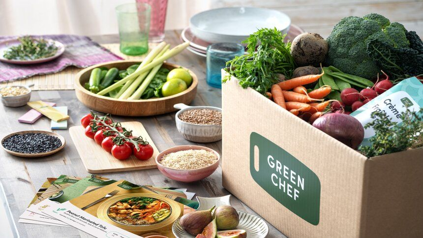 Green Chef - 30% off two boxes + 15% off the next 2 boxes