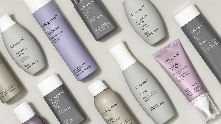 Living Proof Hair Products & Hair Care - 15% off everything for Volunteer & Charity Workers