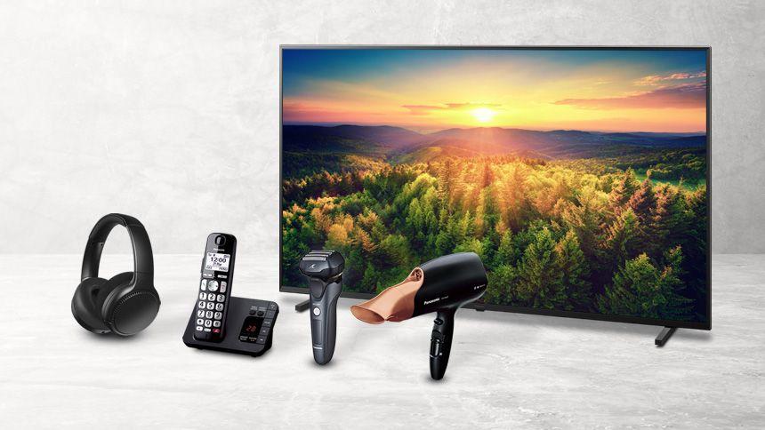 Panasonic TVs | Home Appliances | Entertainment - 15% Volunteer & Charity Workers discount