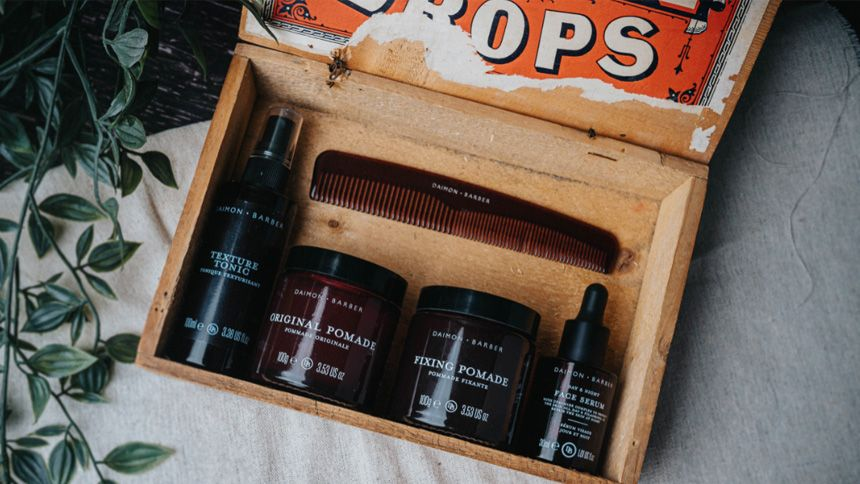 Daimon Barber Male Grooming - 20% Volunteer & Charity Workers discount on everything
