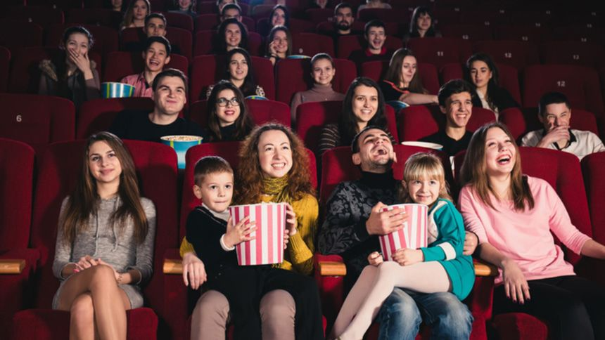 Charity Worker Cinema Tickets - Up to 40% off cinema tickets