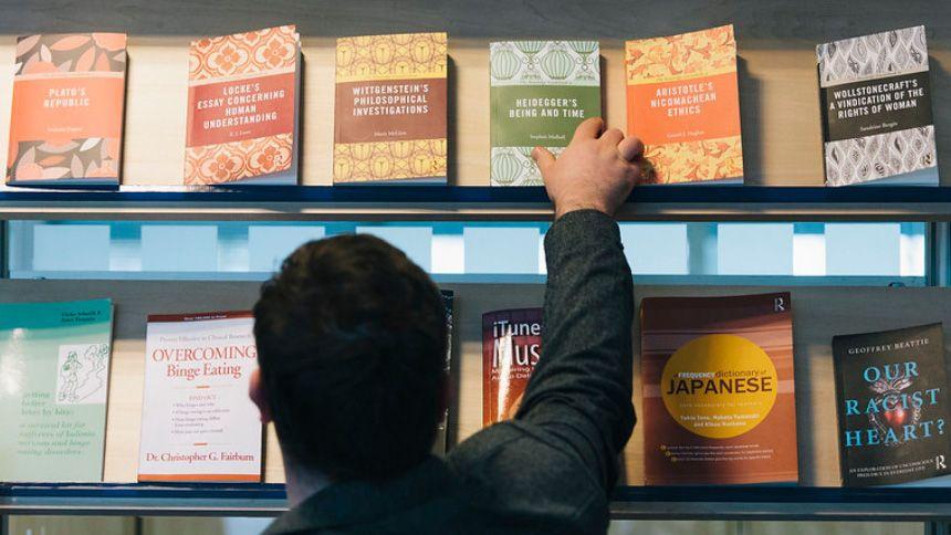Routledge Academic Books - 15% Volunteer & Charity Workers discount