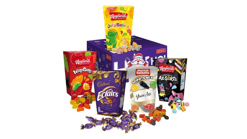 Cadbury Gifts - 7% cashback