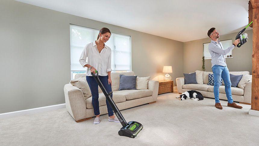 Gtech Vacuum Cleaners, Home & Gardening - Exclusive 25% Volunteer & Charity Workers discount