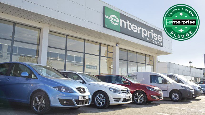 Enterprise Rent-A-Car - 5% Volunteer & Charity Workers discount off everyday low rates