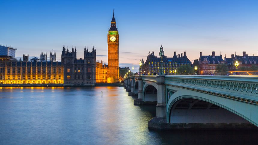 2 Night London Rail Breaks. From £100pp plus 10% Volunteer & Charity Workers discount