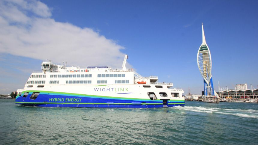 Isle of Wight Ferries - Up to 20% Volunteer & Charity Workers discount