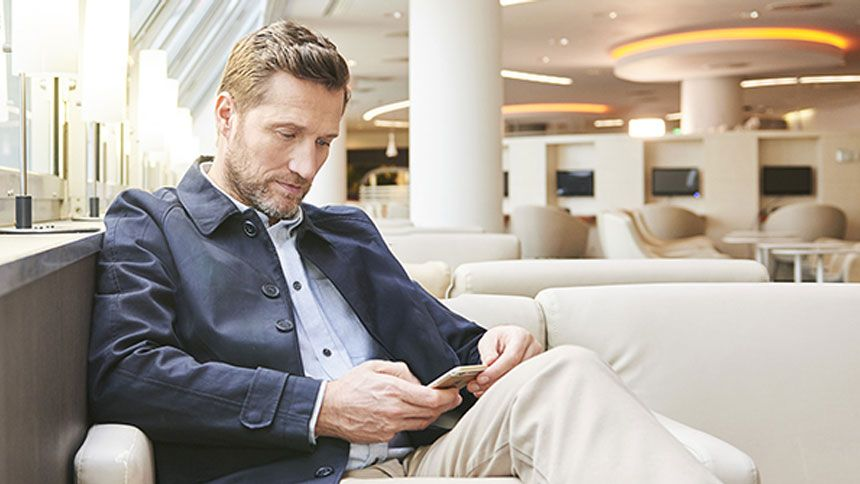 Worldwide Airport Lounges - Up to 25% Volunteer & Charity Workers discount