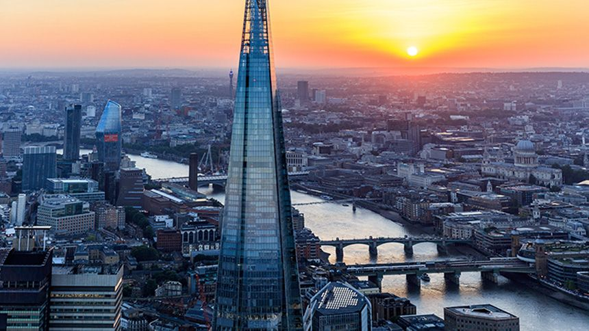 The View From The Shard - 35% Volunteer & Charity Workers discount