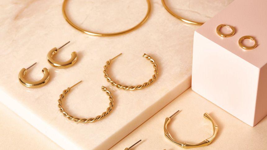 Orelia London Jewellery - 20% Volunteer & Charity Workers discount