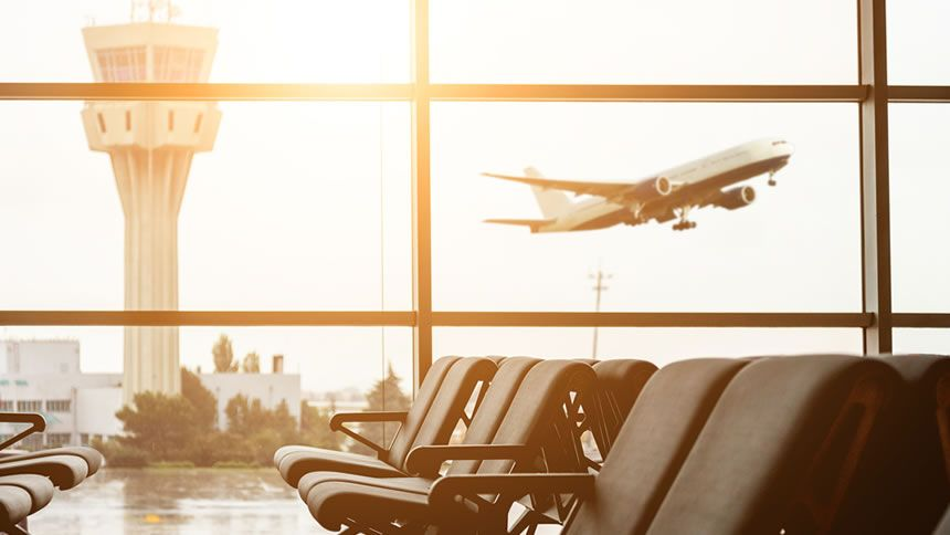 Airport Lounges - 10% Volunteer & Charity Workers discount