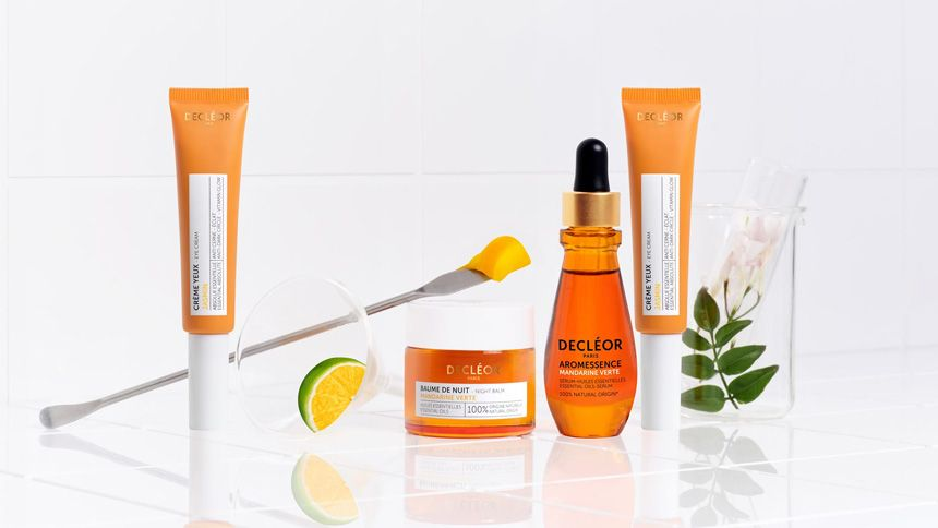 Decleor - Save up to £50 when you spend £100 or more