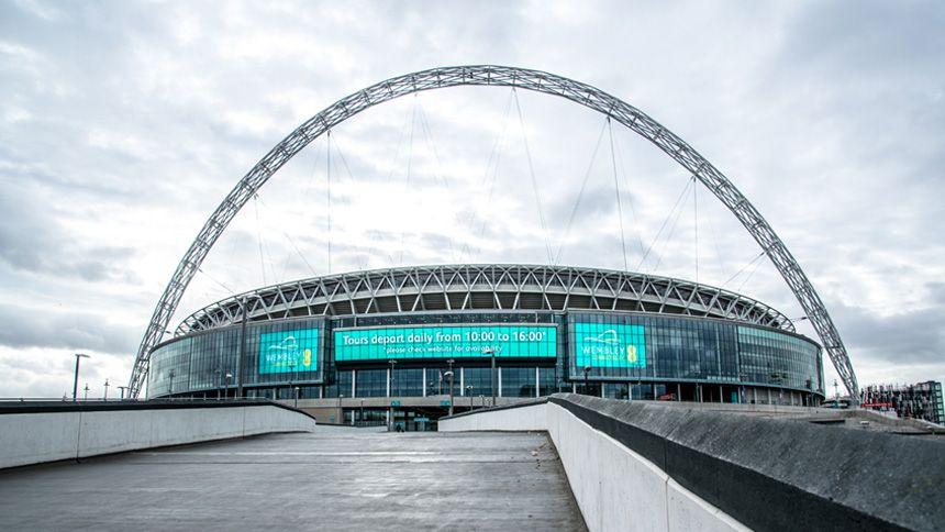 Wembley Stadium Tours - 20% Volunteer & Charity Workers discount