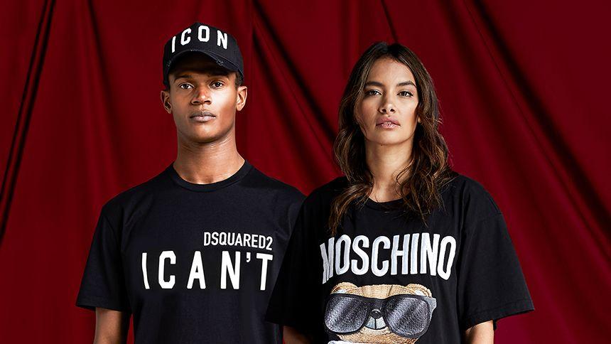 Women's and Men's Designer Fashion - 10% Volunteer & Charity Workers discount
